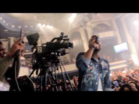 VLOG #4: Travis Greene Revive Concert 2017 - Golders Green