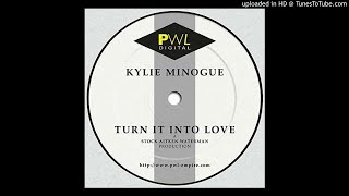 12 Kylie Minogue - Turn It Into Love (Extended Mix)