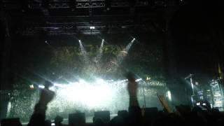 Wanna Be God - Helloween Live in Zlín