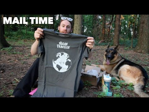 Opening Vegan Things in the Woods with Indy