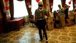 Жуковский ресторан кафе Колесо Танец молодых