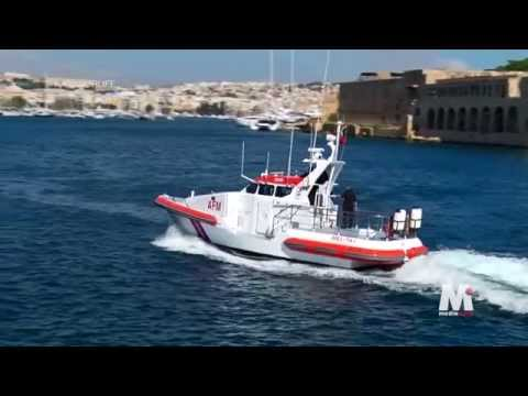 HarbourLife 2015 - A Feature on the Armed Forces of Malta- Maritime Squadron