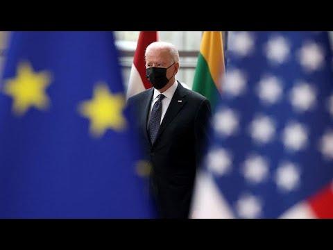 مسؤولو القطاعات الصناعية الأوروبيون يدعون إلى إنهاء الحرب التجارية مع واشنطن…  - 23:54-2021 / 6 / 21