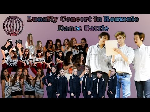 [KCu.RO TV] LUNAFLY - Concert in ROMANIA...