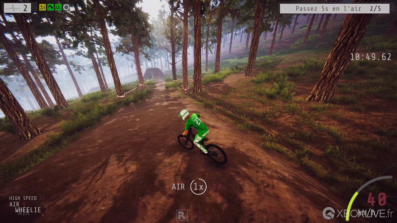 Descenders Game Preview - Gameplay - Xbox One X - YouTube