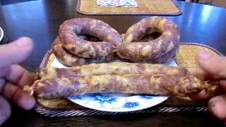 Учусь делать колбасу по типу Краковсой