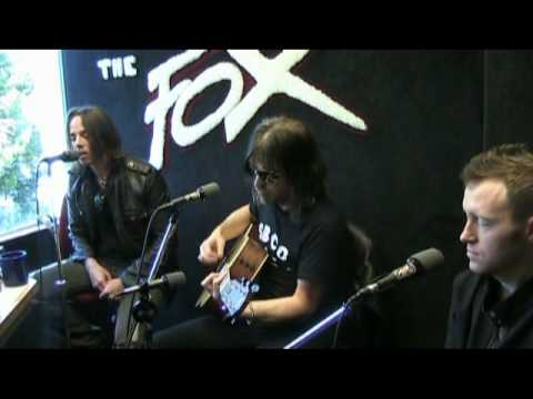 """Against All WIll performs """"All About You"""" live on 101.7 The Fox"""