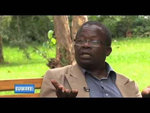 Tuwaye: Andrew Benon Kibuuka, Akulira Federation of Performing Arts