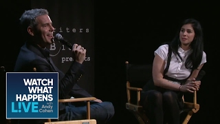 Sarah Silverman in Conversation with Andy Cohen   Presented by Writers Bloc   WWHL