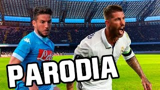 Canción Napoli - Real Madrid 1-3 (Parodia La Rompe Corazones - Daddy Yankee Ft Ozuna) thumbnail
