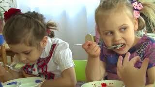 Выпускной фильм Детский сад