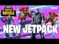 *NEW JETPACK* New Item Added to Fortnite (PS4 Pro) Does it Break the Game?