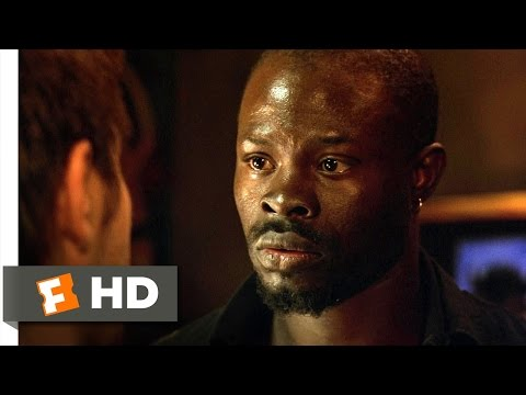 In America (1/3) Movie CLIP - Mateo is Dying (2002) HD