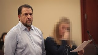 Angry coach tells pervert doctor to 'go to hell' in court