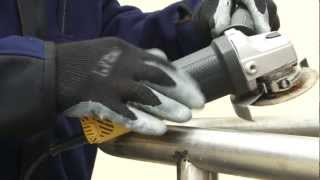How to Use a Stanley FatMax 850w 115mm Angle Grinder