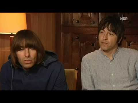Beady Eye - Interview In Hamburg 2011