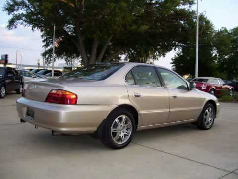 Acura TL With Navigation At Prestige Auto Sales In Ocala Fla - 2000 acura tl transmission for sale