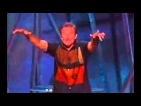 NSFW Viral Video of the Day Robin Williams on Golf