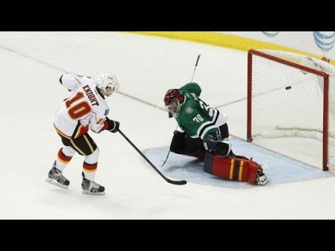 Shootout: Flames vs Stars