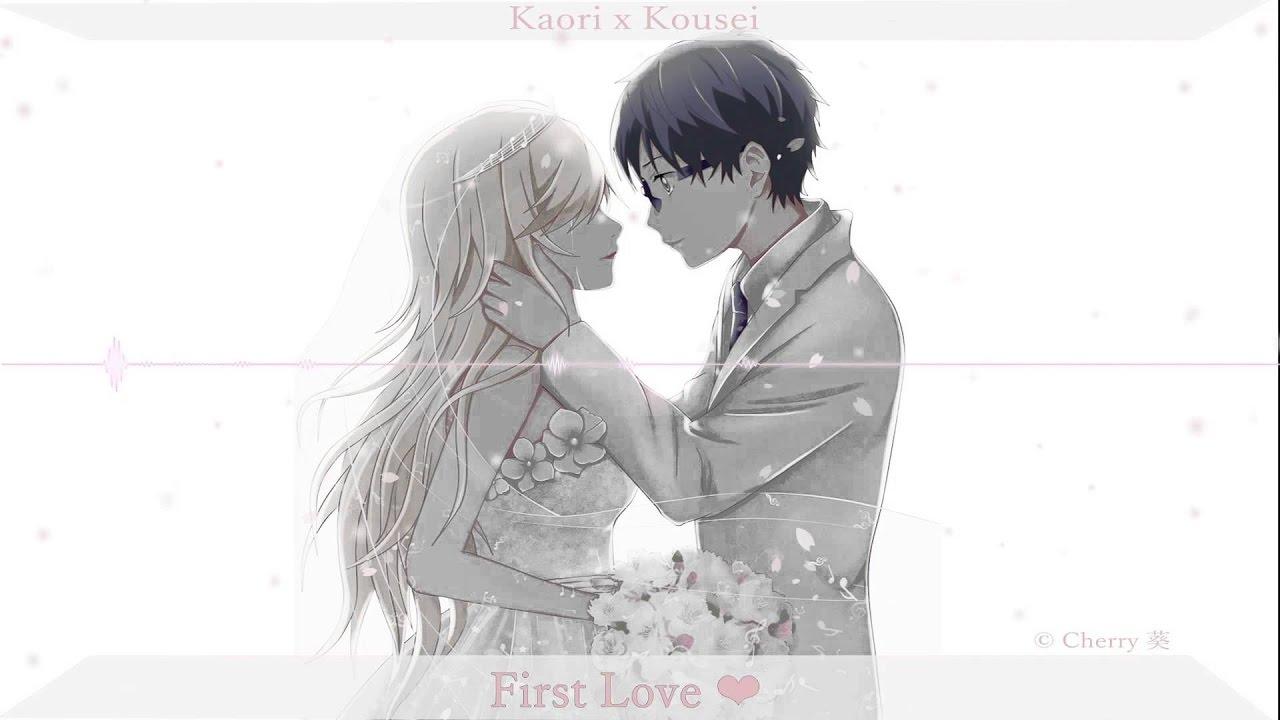 Cute Married Couple Hd Wallpapers Kousei X Kaori Perfect Amv Youtube
