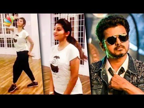 Athulya Ravi's Special Performance for Sarkar | Vijay & A.R.Murugadoss Movie | OMG Ponnu