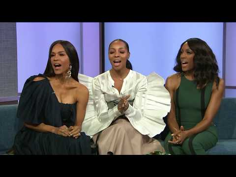 En Vogue | 2018 KTLA Interview | Terry Ellis, Rhona Bennett, Cindy