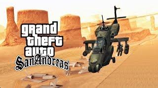 Gambar cover GTA San Andreas - #22: Dando Aula de Pilotagem!!