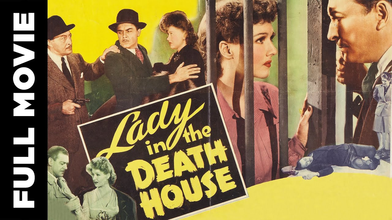 Lady in the Death House (1944)  | Jean Parker, Douglas Fowley | Crime Thriller Movie