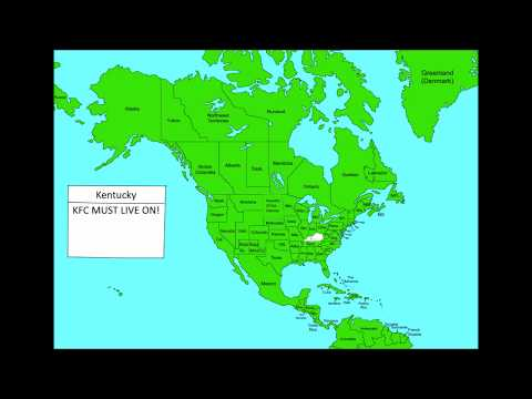 Alternative Future of North America - Part 1