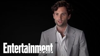 Penn Badgley Hopes Audiences Are Scared, Yet Intrigued By His 'You' Character   Entertainment Weekly