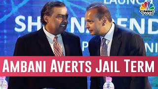 India Business Hour | Anil Ambani Averts Jail Term After Paying An Amount Of 458 Crores To Ericsson