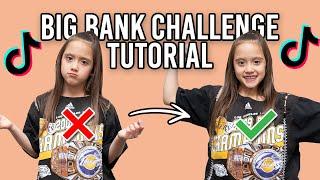 """""""Big Bank Challenge"""" TikTok Dance Tutorial 🏦"""
