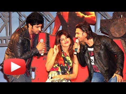 Salman Khan And Akshay Kumar - Mujhse Shaadi Karogi - Ranveer And Arjun Flirt With Priyanka