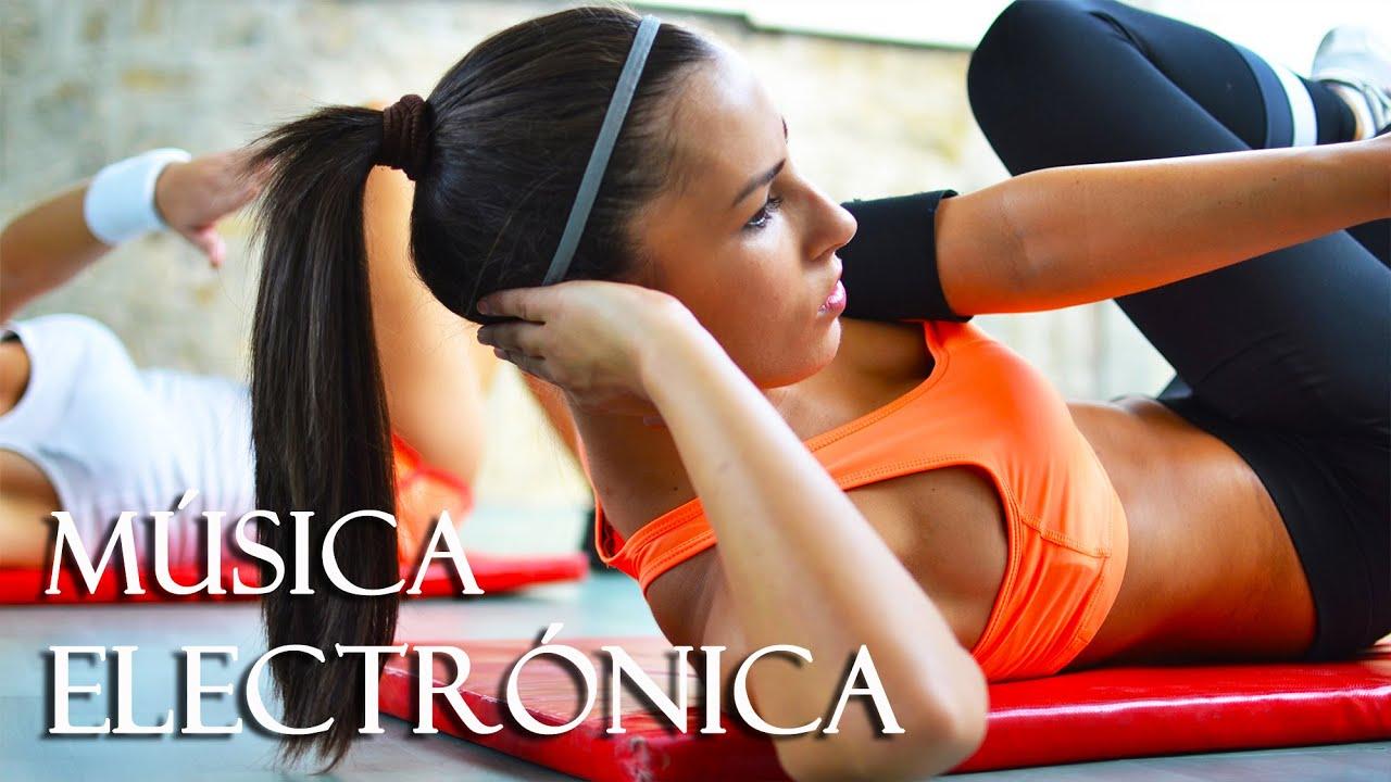 Música Para Hacer Ejercicio Música Electrónica Música Para Entrenar En El Gym Electro House Youtube