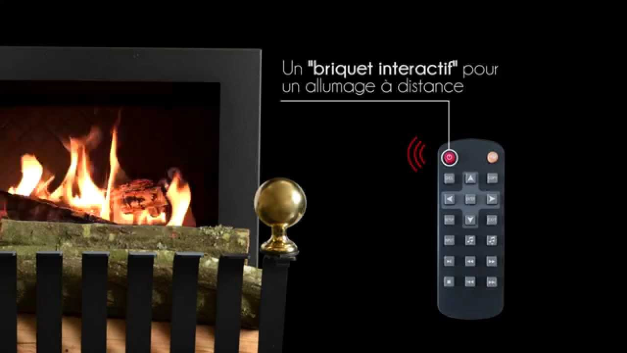Virtual Flames Cheminées D Ambiance Virtuelles Youtube