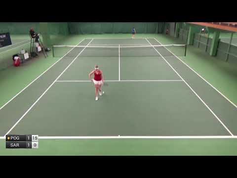 Pogrebnyak Valeriya v Sarkisova Karine - 2017 ITF Helsinki