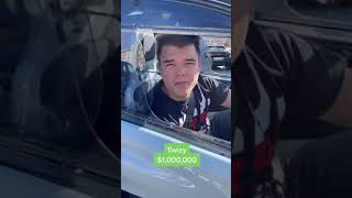 Asking expensive car drivers what they do for a living 🤣 @Jelly
