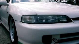 (EH3 Films) Track Spec Integra Type-R