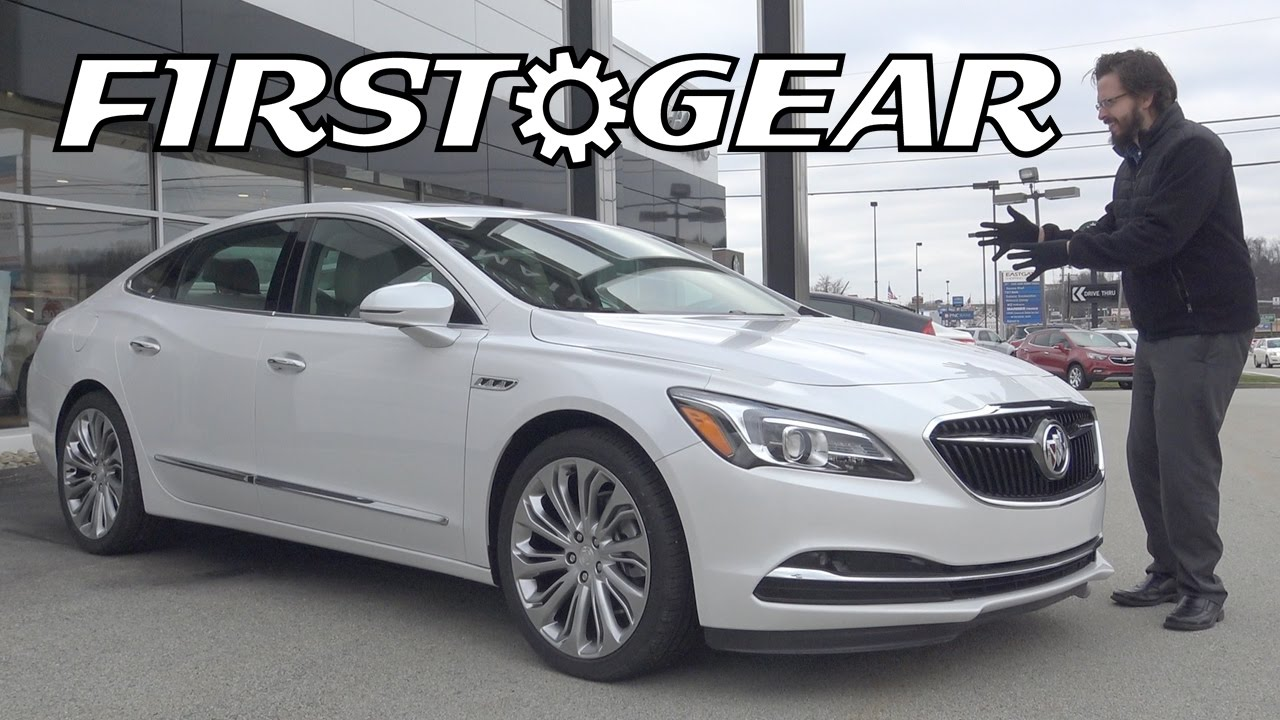 First Gear 2017 Buick Lacrosse Awd Premium Review And Test Drive