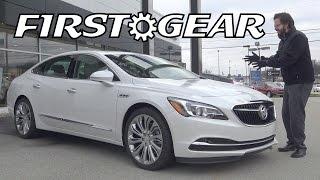 First Gear - 2017 Buick LaCrosse AWD Premium - Review and Test Drive