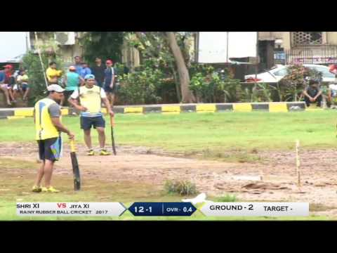 JIYA XI VS SHRI XI |  Vikhrolians Cricket Club 2017 | Mumbai