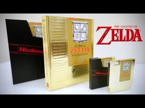 DELUXE EDITION! The Legend Of Zelda ENCYCLOPEDIA