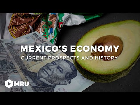 Current Mexican Economy Prospects and History