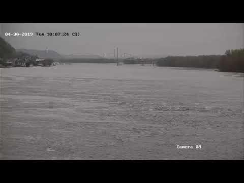 Mississippi River Webcam