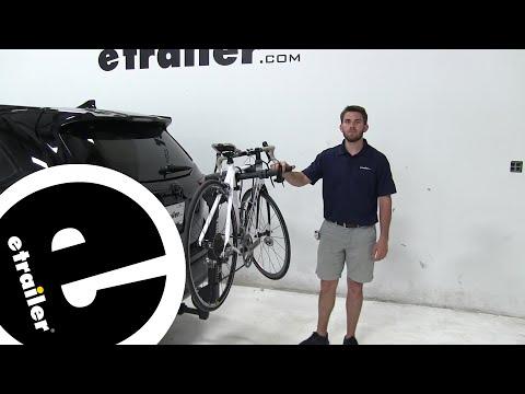 Thule Hitch Bike Racks Review - 2019 Toyota Highlander - etrailer.com