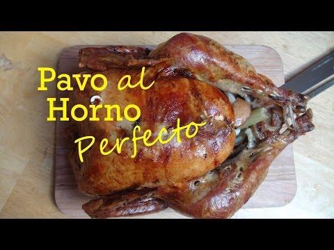 Receta de Pavo al Horno Perfecto - Como Cocinar Pavo - The Frugal Chef