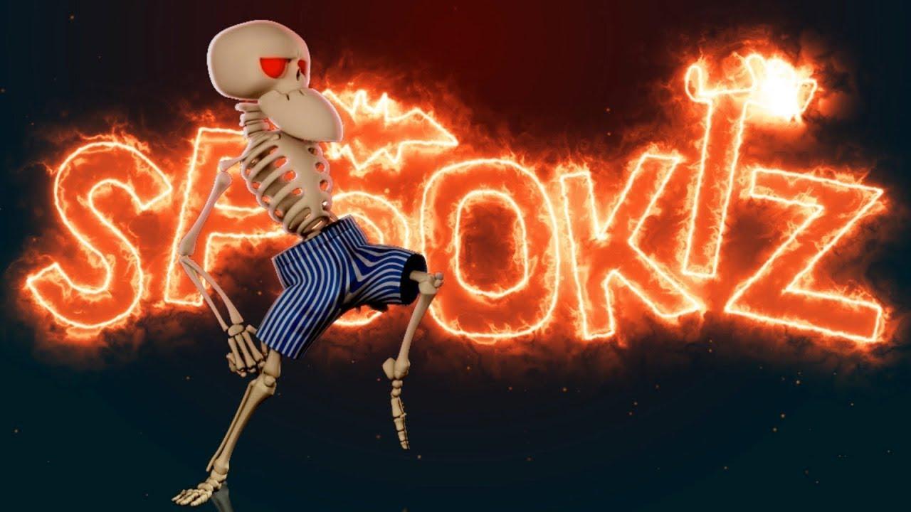 Spookiz   Skeleton Dance Party   Kids Cartoon   Funny Cartoon   WildBrain Cartoons
