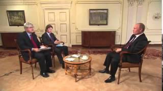 Путин раскрыл секреты Сноудена