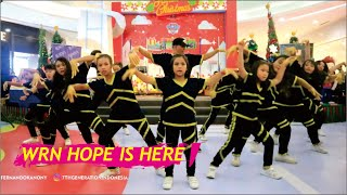 HOPE IS HERE - WRN 2018 || 7th GENERATION INDONESIA