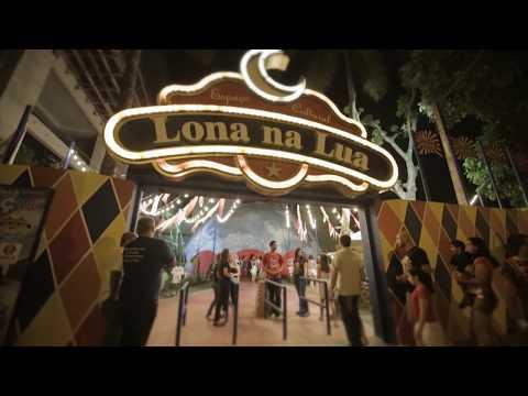 Lona na Lua: vídeo produzido pela TV Globo para o evento de MOBILIZE 2015 -Retrospectiva do setor de Responsabilidade Social.